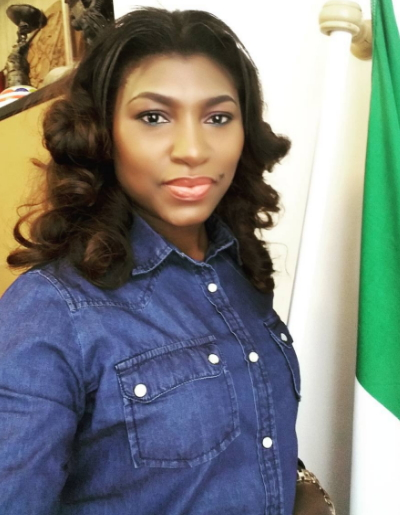 See the actress  who blames Nigerians for sexual harassment